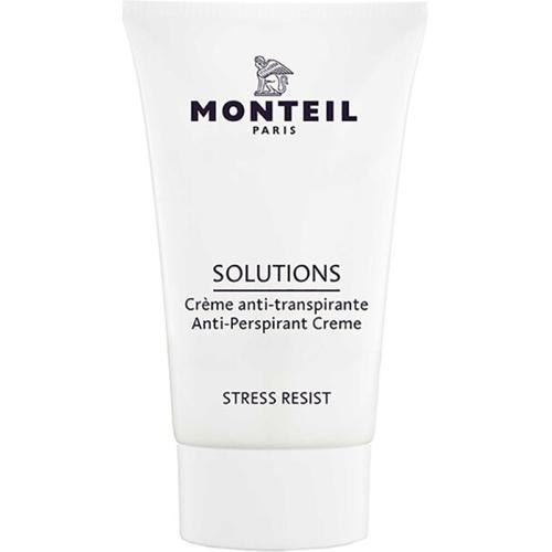 Monteil Solutions Anti-Perspirant Creme mit Aluminium 40 ml Deodorant Creme