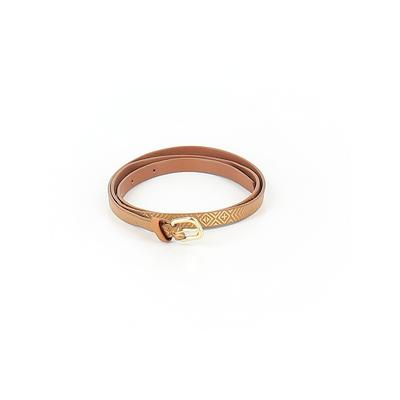 H&M Belt: Brown Solid Accessorie...