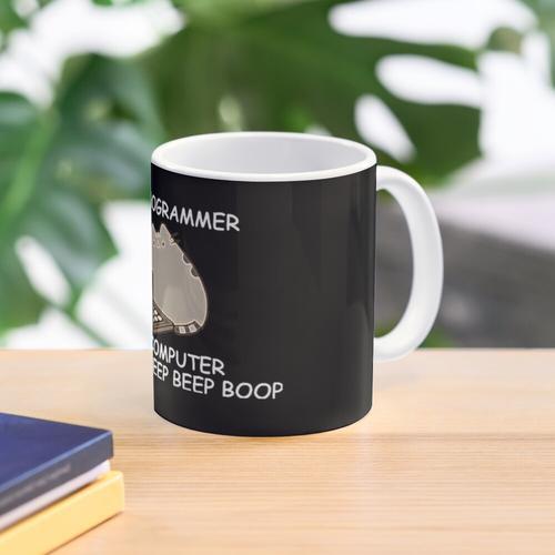 Ich bin Programmierer Tasse