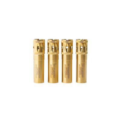 """Carlson's Choke Tubes Choke Tubes Carlsons Beretta/Benelli Mobil Competition Target Full Gold NSN"""
