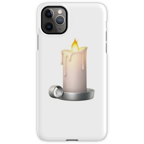 Kerze Emoji iPhone 11 Pro Max Handyhülle
