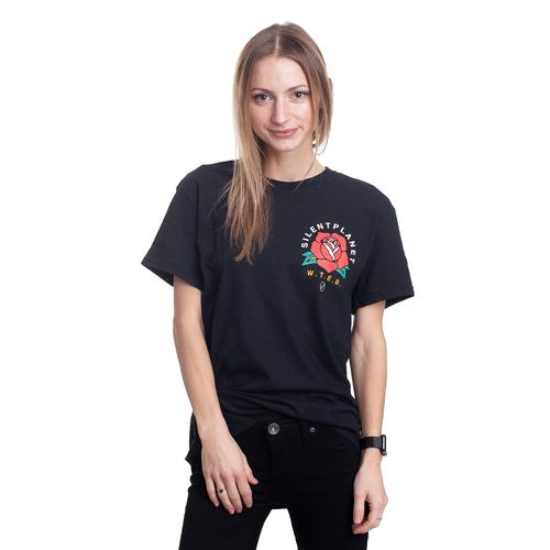 Silent Planet - Snake Rose - - T-Shirts