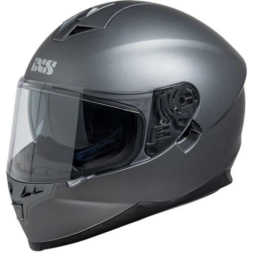 IXS 1100 1.0 Intergralhelm, grau, Größe XL