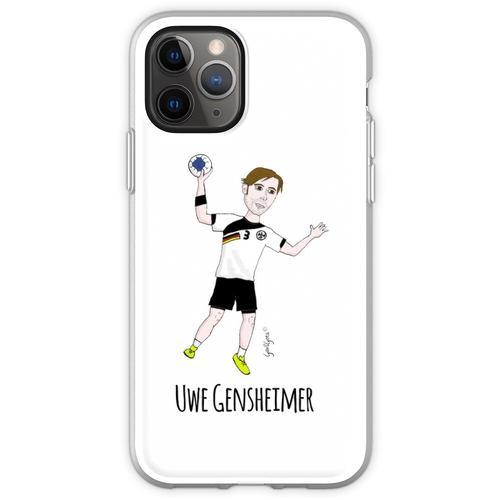 Uwe Gensheimer Flexible Hülle für iPhone 11 Pro