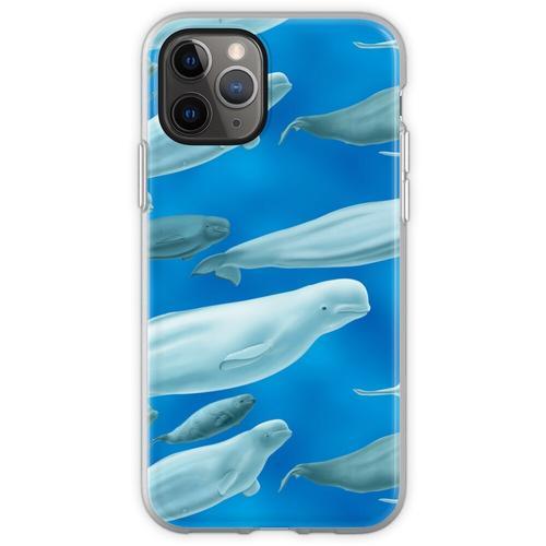 Beluga Beluga Beluga Flexible Hülle für iPhone 11 Pro