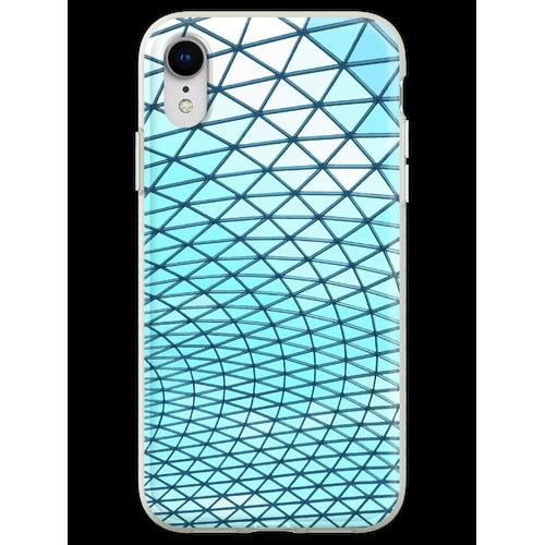 British Museum Glasdach Flexible Hülle für iPhone XR