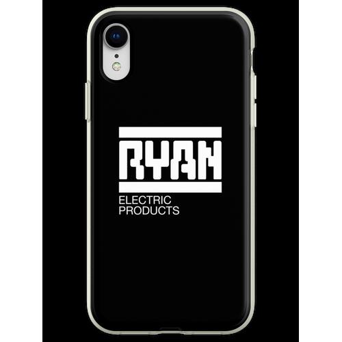 Ryan elektrische Produkte (The Stone Tape) Flexible Hülle für iPhone XR