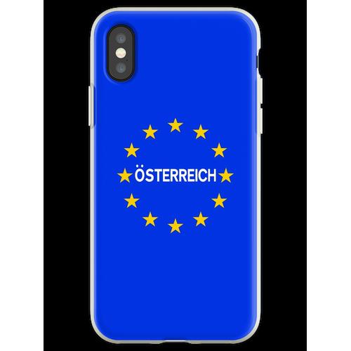 ÖSTERREICH (OSTERREICH) Flexible Hülle für iPhone XS