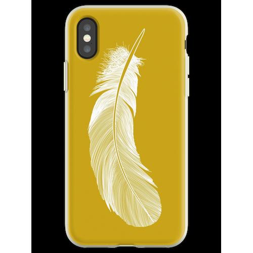 Jacks Federn Flexible Hülle für iPhone XS
