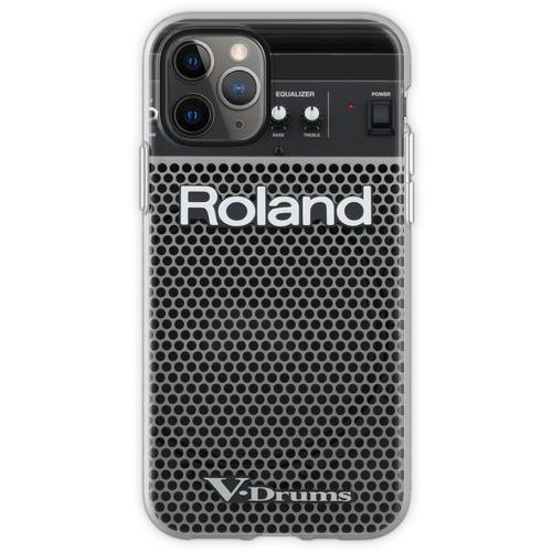 Roland Gitarrenverstärker Flexible Hülle für iPhone 11 Pro