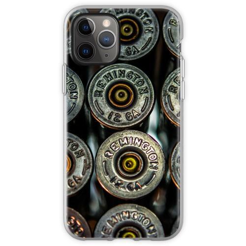 Schrotpatronen Flexible Hülle für iPhone 11 Pro