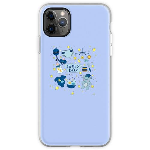 ABDL (Adult Baby Windel Liebhaber) WINDEL JUNGE Collection T Sh Flexible Hülle für iPhone 11 Pro Max