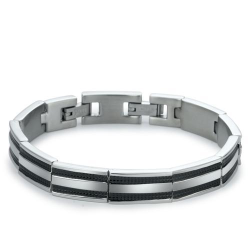 Armband Edelstahl 19-21 cm verstellbar