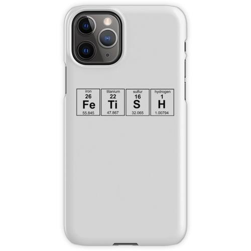 Chemie-Fetisch iPhone 11 Pro Handyhülle