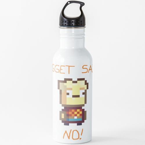 Kindergarten Nugget Wasserflasche