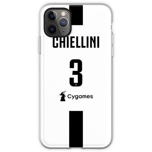 CHIELLINI JUVE Flexible Hülle für iPhone 11 Pro Max