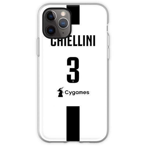 CHIELLINI JUVE Flexible Hülle für iPhone 11 Pro