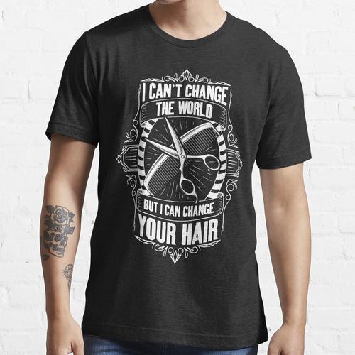 Friseur Friseur Friseur Friseur Essential T-Shirt