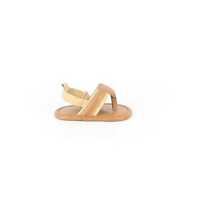 Assorted Brands Sandals: Tan Sol...