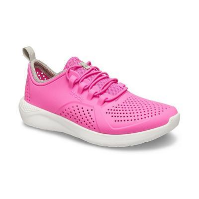 Crocs Electric Pink / White Kids...