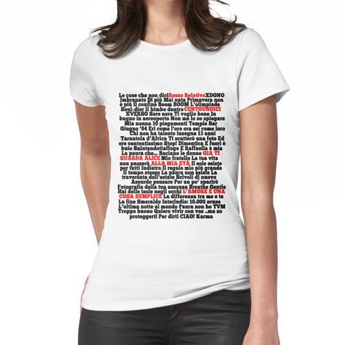 TIZIANO FERRO Frauen T-Shirt