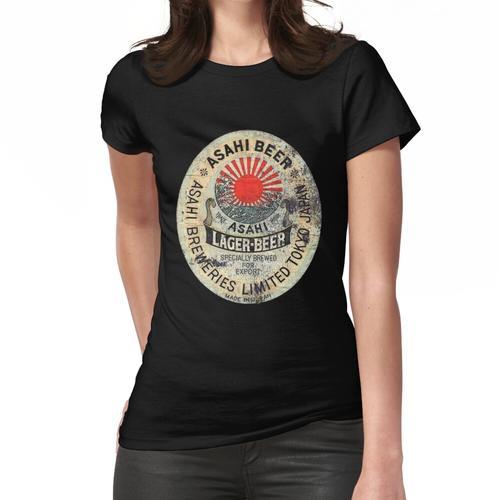 Asahi-Bier-Parodie Frauen T-Shirt