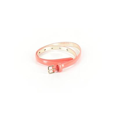 Belt: Pink Solid Accessories - S...