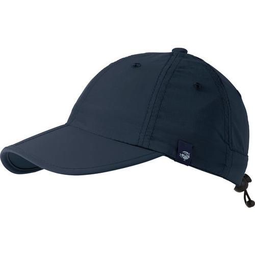 Taschen-Baseballkappe, blau, Gr. 54/56