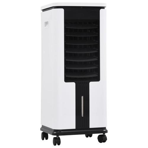 vidaXL 3-in-1 Mobiler Luftkühler Luftbefeuchter Luftreiniger 75 W