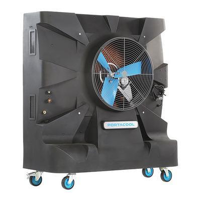 PORTACOOL PACHR3601A1 Portable Evaporative Cooler 18,500 cfm, 4250 sq. ft.,