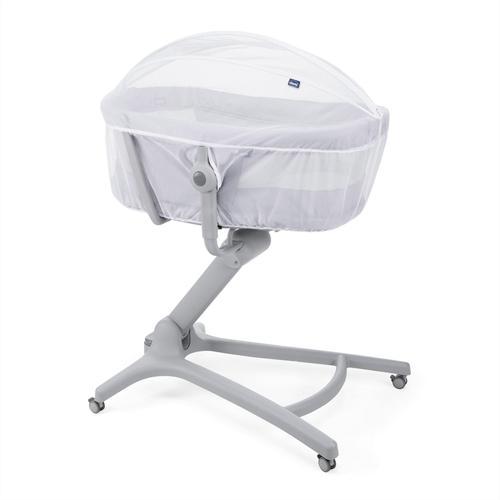 Chicco Moskitonetz für Baby Hug weiß Sonnenschutz Insektenschutz Camping Schlafen Outdoor