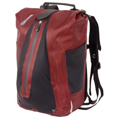 Ortlieb - Vario QL3.1 - Gepäckträgertasche Gr 23 l orange/schwarz