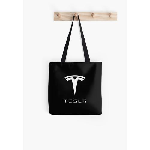 Meistverkauftes Tesla-Logo Tasche