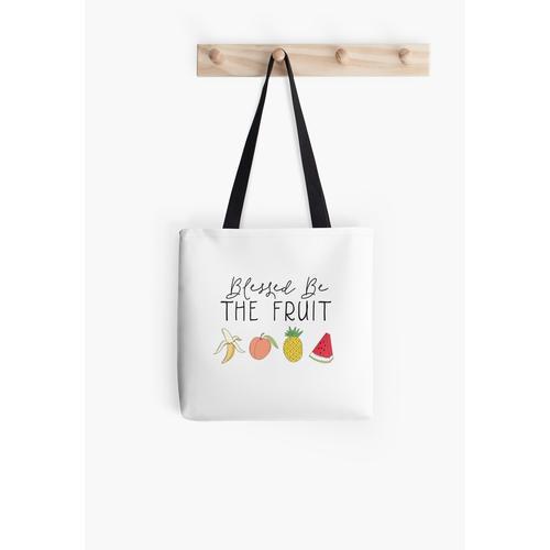 Gepriesen sei die Frucht Tasche