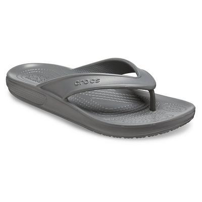 Crocs Slate Grey Classic Ii Flip Shoes