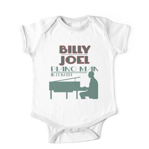 Billy Joel Piano Man Kinderbekleidung