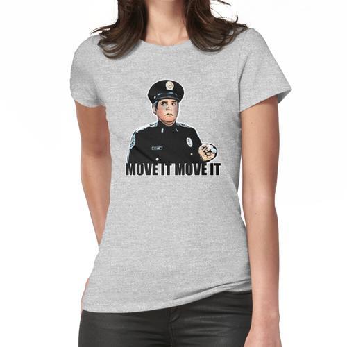 Verschiebe es Verschiebe es Frauen T-Shirt