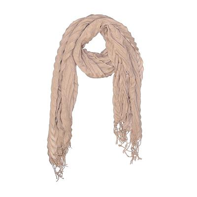 Scarf: Tan Solid Accessories