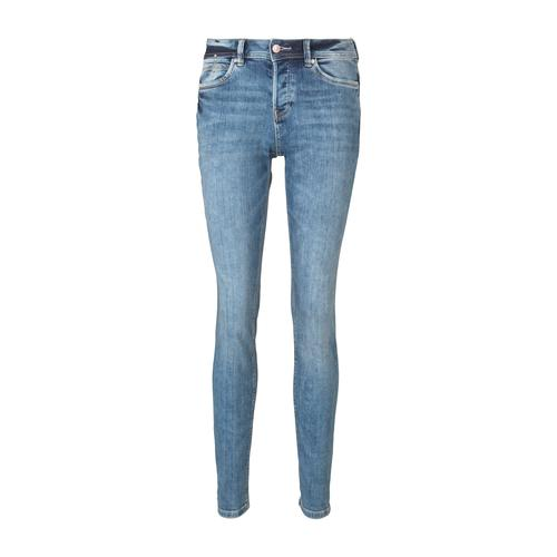 TOM TAILOR DENIM Damen Lynn Antifit Jeans, blau, Gr.25/32