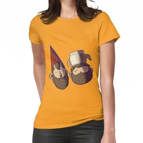 Über der Gartenmauer - für immer im Wald Frauen T-Shirt