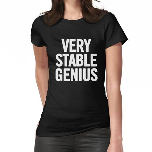Sehr stabiles Genie Frauen T-Shirt