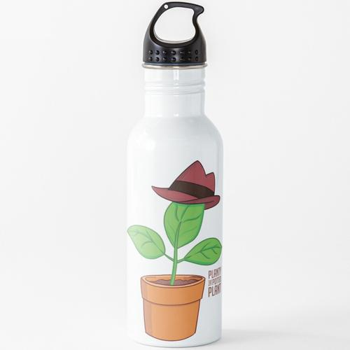 Planty die Topfpflanze Wasserflasche