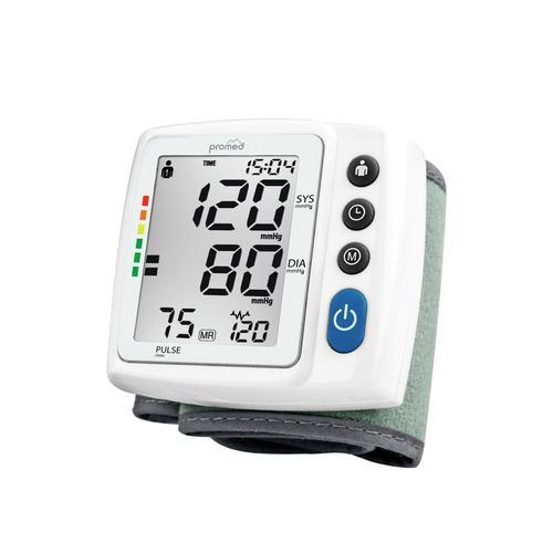 Avena Herren Handgelenk-Blutdruckmessgerät Weiß