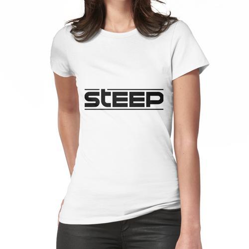 Steiles Logo Frauen T-Shirt