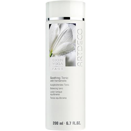 Artdeco Skin Yoga Face Soothing Tonic With Hamamelis 200 ml Gesichtswasser