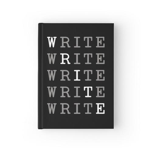 Schreiben Schreiben Schreiben Schreiben Schreiben Muster Notizbuch