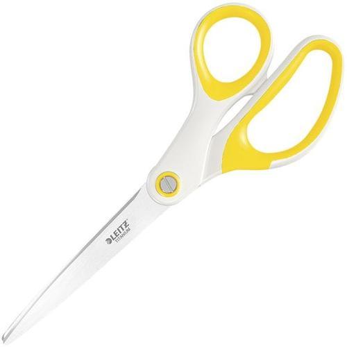 Qualitätsschere »WOW 5319« gelb, Leitz