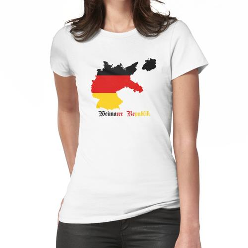 Weimarer Republik Frauen T-Shirt