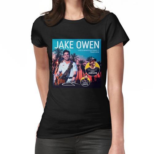 Jake Tour Owen Life Whatcha 2019 Akimcoka Frauen T-Shirt