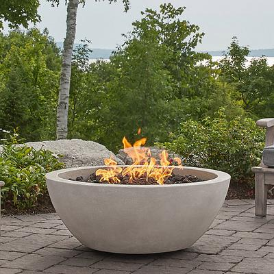 "Eldora 38"" Round Fire Bowl - Ballard Designs"
